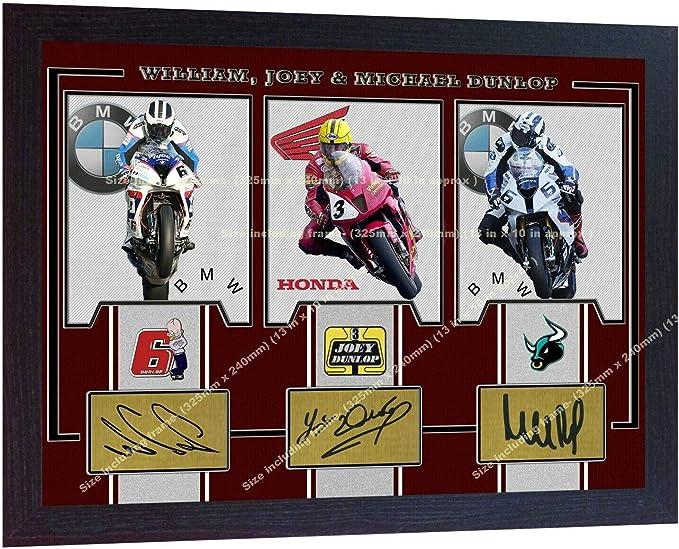 Michael Dunlop Isle of Man TT Races A3-01 High Quality A3 poster print