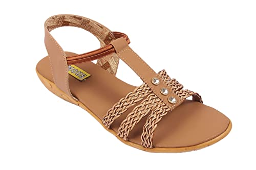 7b1ad6a3f735 Stylish Party Wear Ethnic Women Girls Slippers  Buy Online at Low Prices in  India - Amazon.in