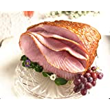 Honey Glazed Holiday Ham. 7.5 - 8.5 pounds. Serves 12 - 14. Please note we are no longer shipping for Thanksgiving…