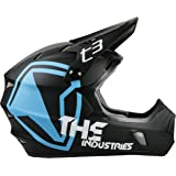 THE Industries Youth T3 Shield BMX and Mountain Bike Helmet