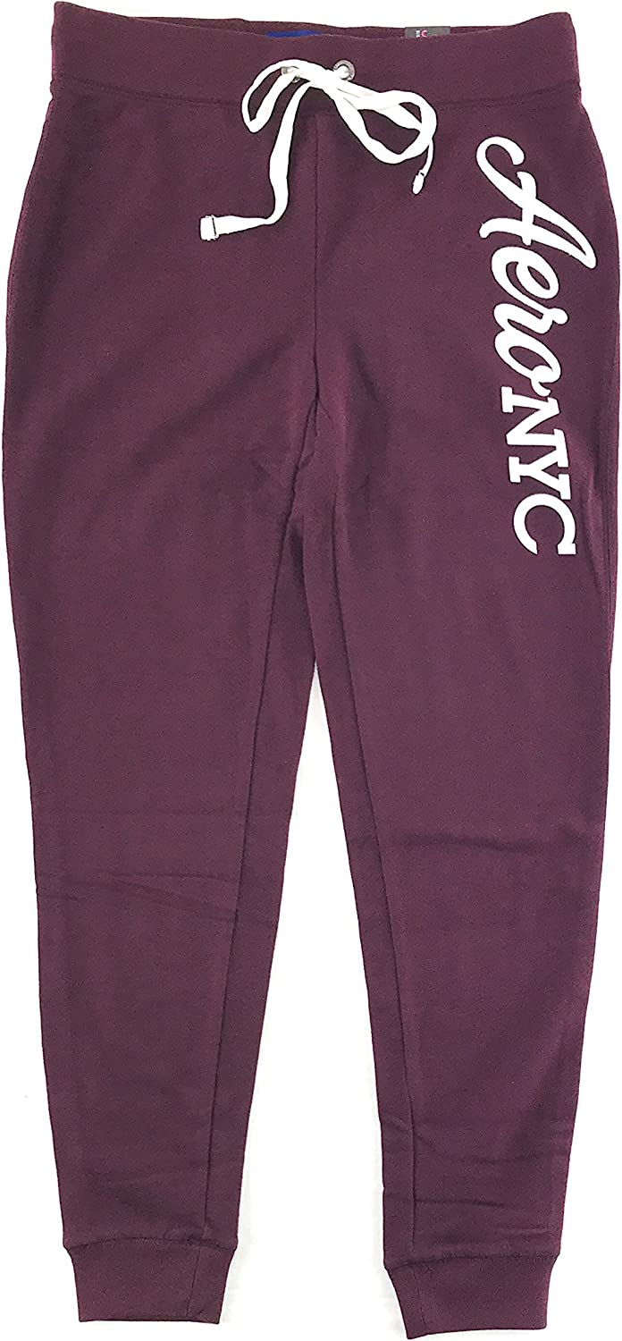 Aeropostale Womens Aero New York Jogger Sweatpants