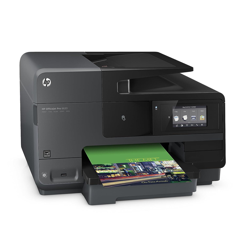 HP Officejet 8620 - Impresora multifunción (Inyección de tinta ...