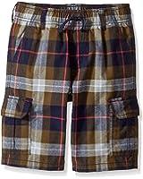 Gymboree Big Boys' Plaid Shorts