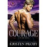 Courage: A Big Sky Novel (Heroes of Big Sky Book 1)