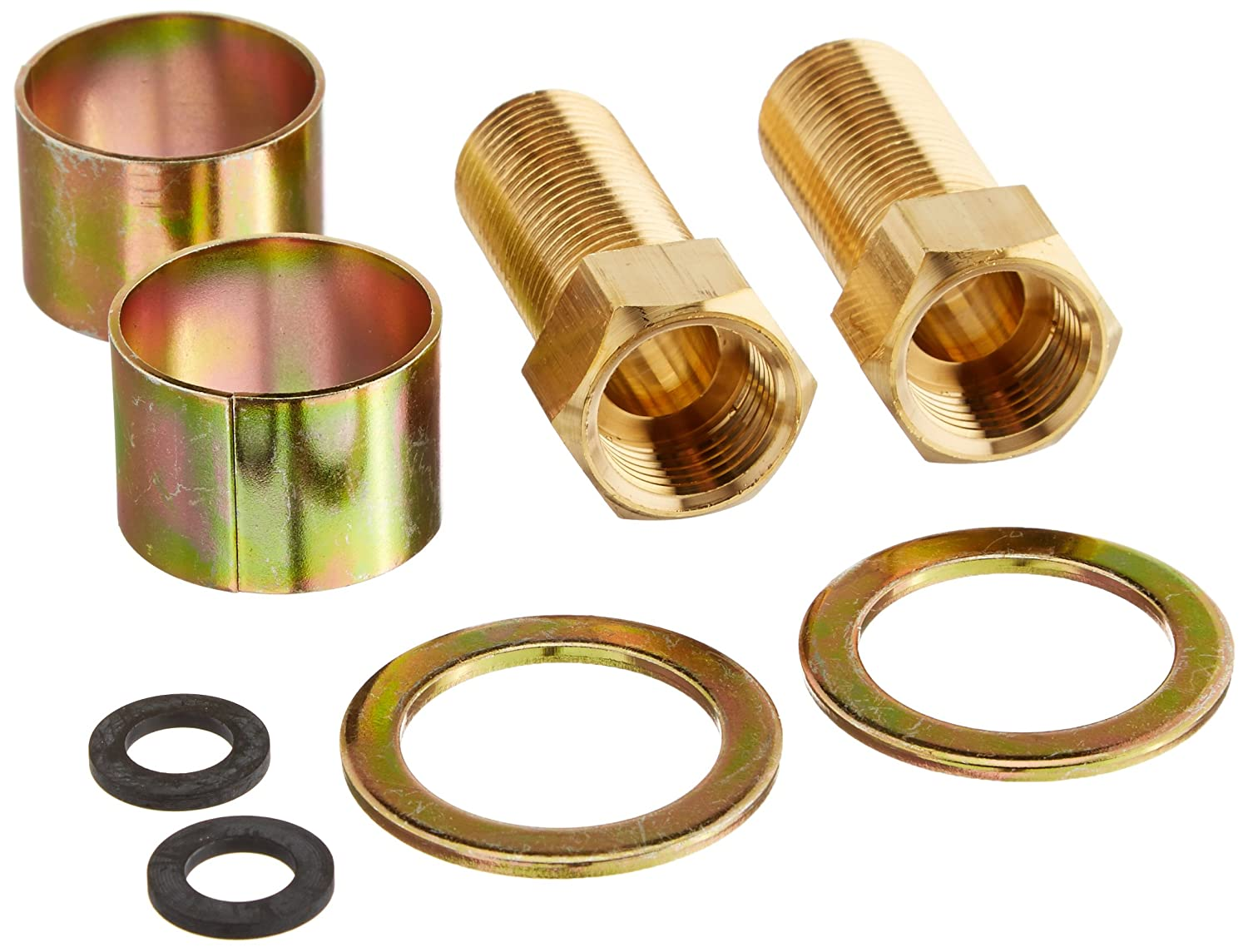 Amazon.com: Moen 100818 Thick Deck Extension Kit for Valves with 1 ...