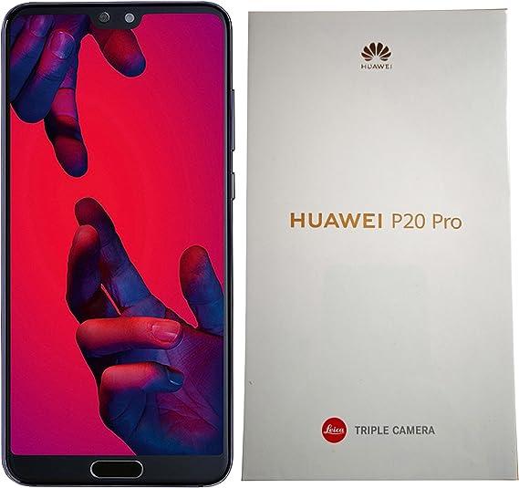 HUAWEI P20 Pro 128Gb Single-Sim (sólo gsm, CDMA n) Desbloqueado de ...