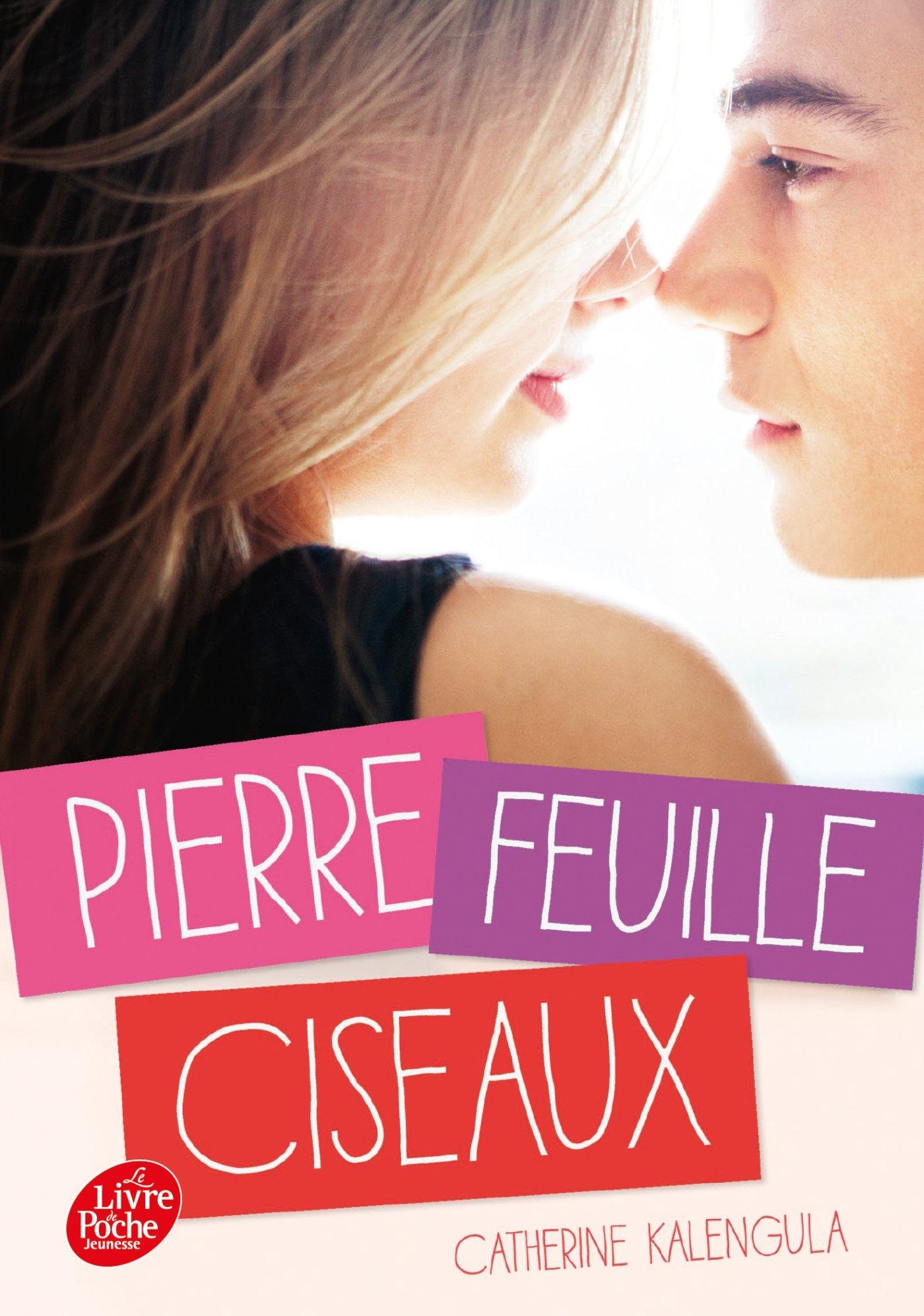 Pierre Feuille Ciseaux Catherine Kalengula 9782011611628