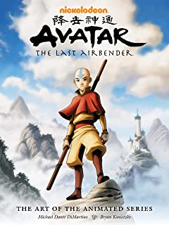 Amazon com: Avatar The Last Airbender Complete Series (Book 1,2,3