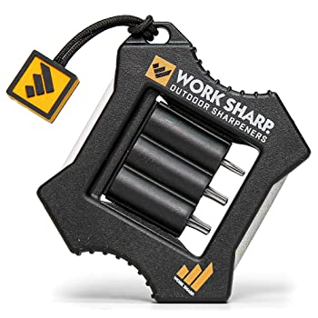 Work Sharp DC Micro Sharpener & Knife Tool Pocket Knife Sharpener