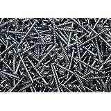 Combo Drive Washer Head 8 x 1-1//2 Pocket Hole Type 17 Coarse Wood Screw #8 600