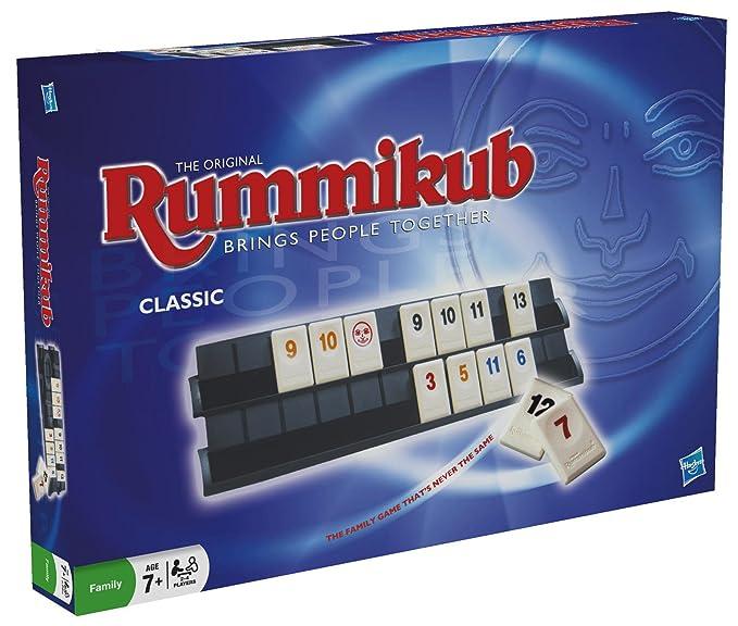 Hasbro – 13201 – Rummikub (Version Anglaise)