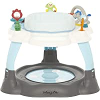 Dream On Me Extravaganza 3in1 Activity Center   Bouncer   Play Table, Blue