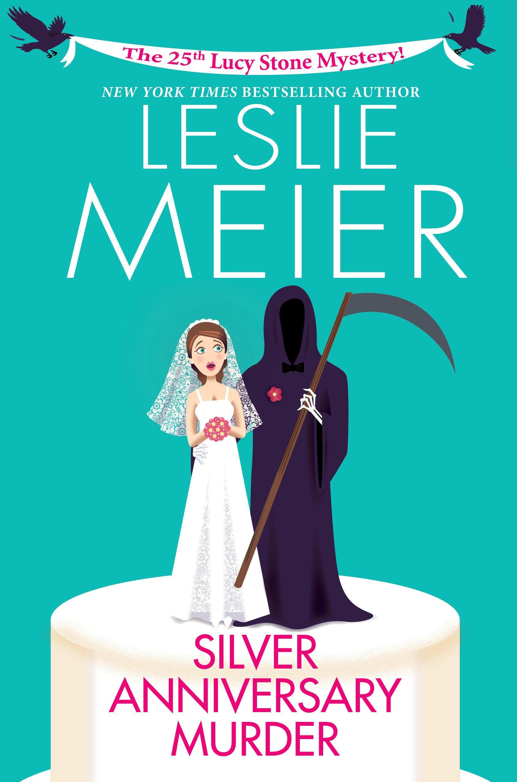 Amazon.com: Silver Anniversary Murder (A Lucy Stone Mystery ...