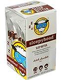 Sleepyhead Sleep Aid Supplement, Melatonin and Valerian Root, Dutch Chocolate, 10-Pack