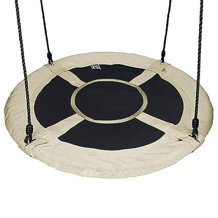 Amazon Com Hi Suyi 100cm 60cm Disc Giant Nest Web Rope Hanging Tree