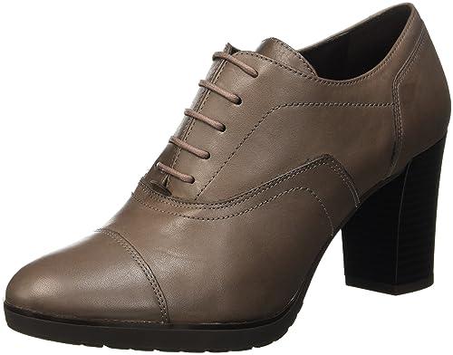 Geox Women s D RAPHAL Mid D Closed Toe Pumps B01H459536