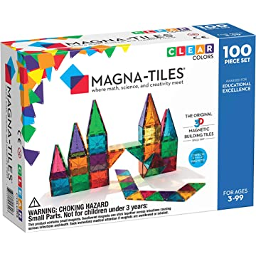 cheap Magna-Tiles Clear Colors 2020