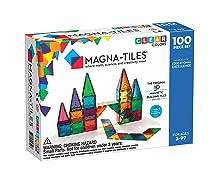 Magna-Tiles Clear