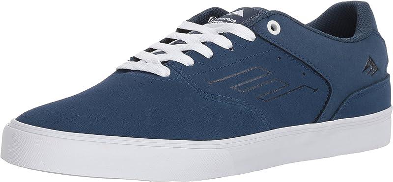 Emerica Reynolds Low Vulc Sneakers Damen Herren Unisex Blau