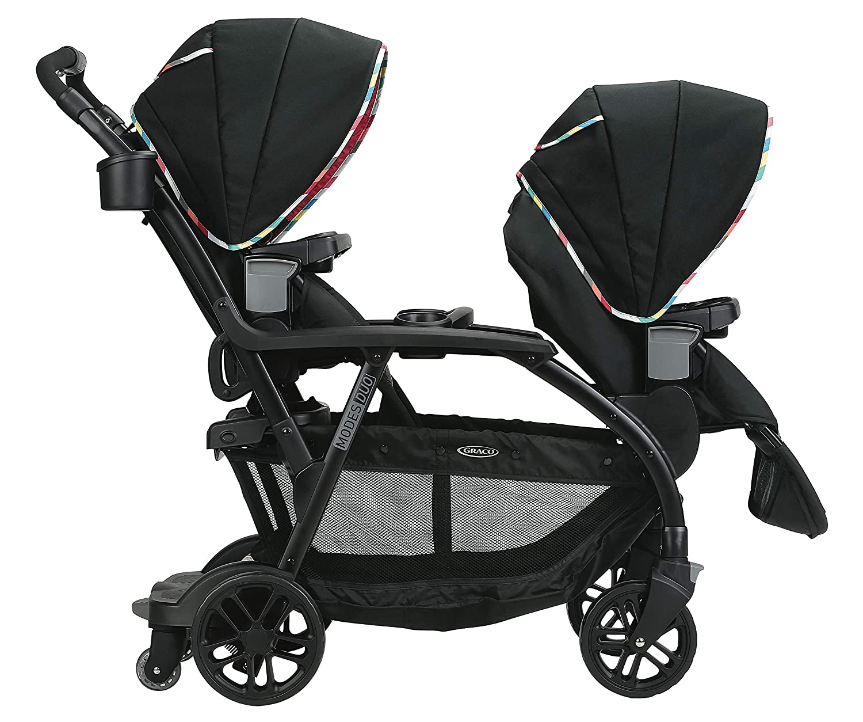 Graco MODES DUO STROLLER Jogging stroller - Cochecito (Jogging stroller): Amazon.es: Bebé