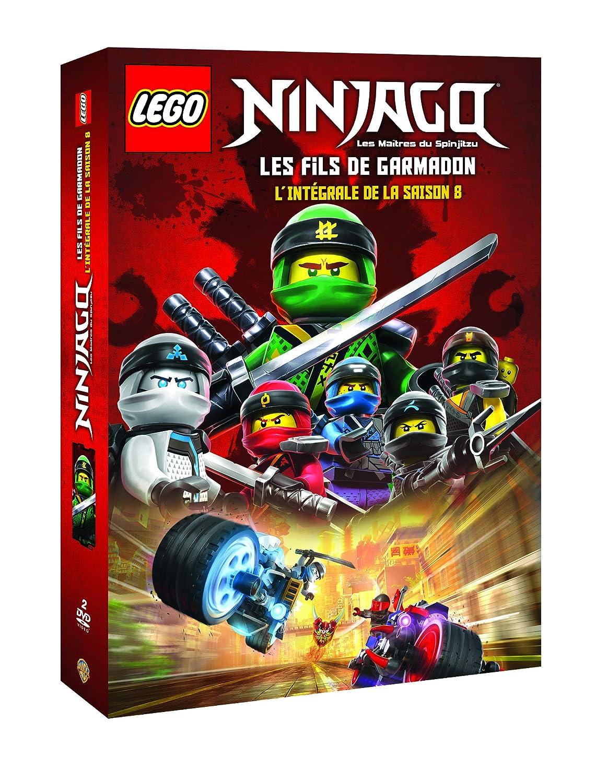 LEGO Ninjago, Les maîtres du Spinjitzu - Saison 8 Francia ...