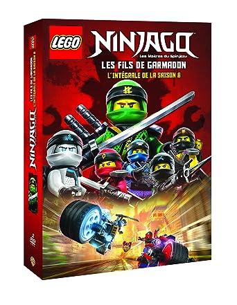 Spinjitzu 8Dvdamp; Maîtres Ray NinjagoLes Lego Saison Blu Du qSUMpLzGjV
