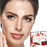 Facial Patches Triangle Wrinkle Remover Strips - 160 Face Tape Smoothing: Forehead Wrinkle Patches, Eye Wrinkle Patches…
