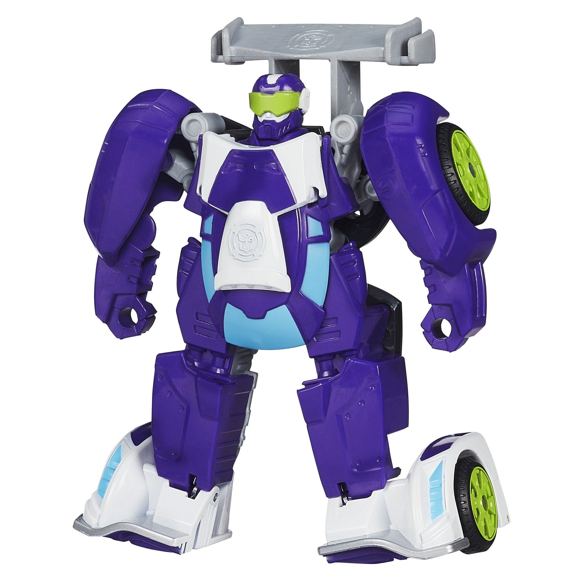 Playskool B1013 Heroes Transformers Rescue Bots Blurr Figure by Playskool (Image #1)