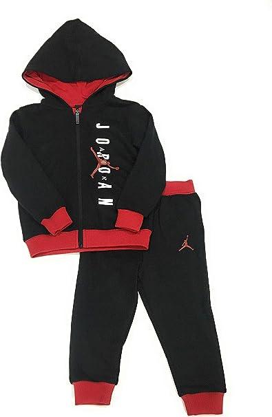 Nike - Chándal infantil Jordan 655879-023 negro (9 M): Amazon.es ...