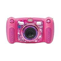 VTech 伟易达507153 Kidizoom Duo 5.0 儿童相机,500万像素,适合3-9岁儿童,多色