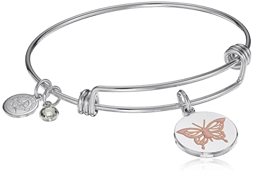 "Halos & Glories, ""Butterfly"" Bangle Bracelet"