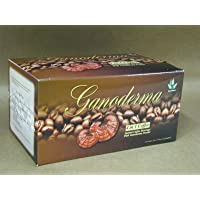 4-1 Cafe Healthy Coffee with Ganoderma - Creamer and Sugar (20 Sachets))