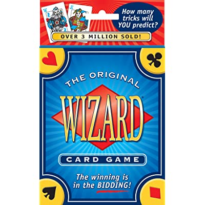 United States Games Systems The Original Wizard Card Game: Ken Fisher: Toys & Games