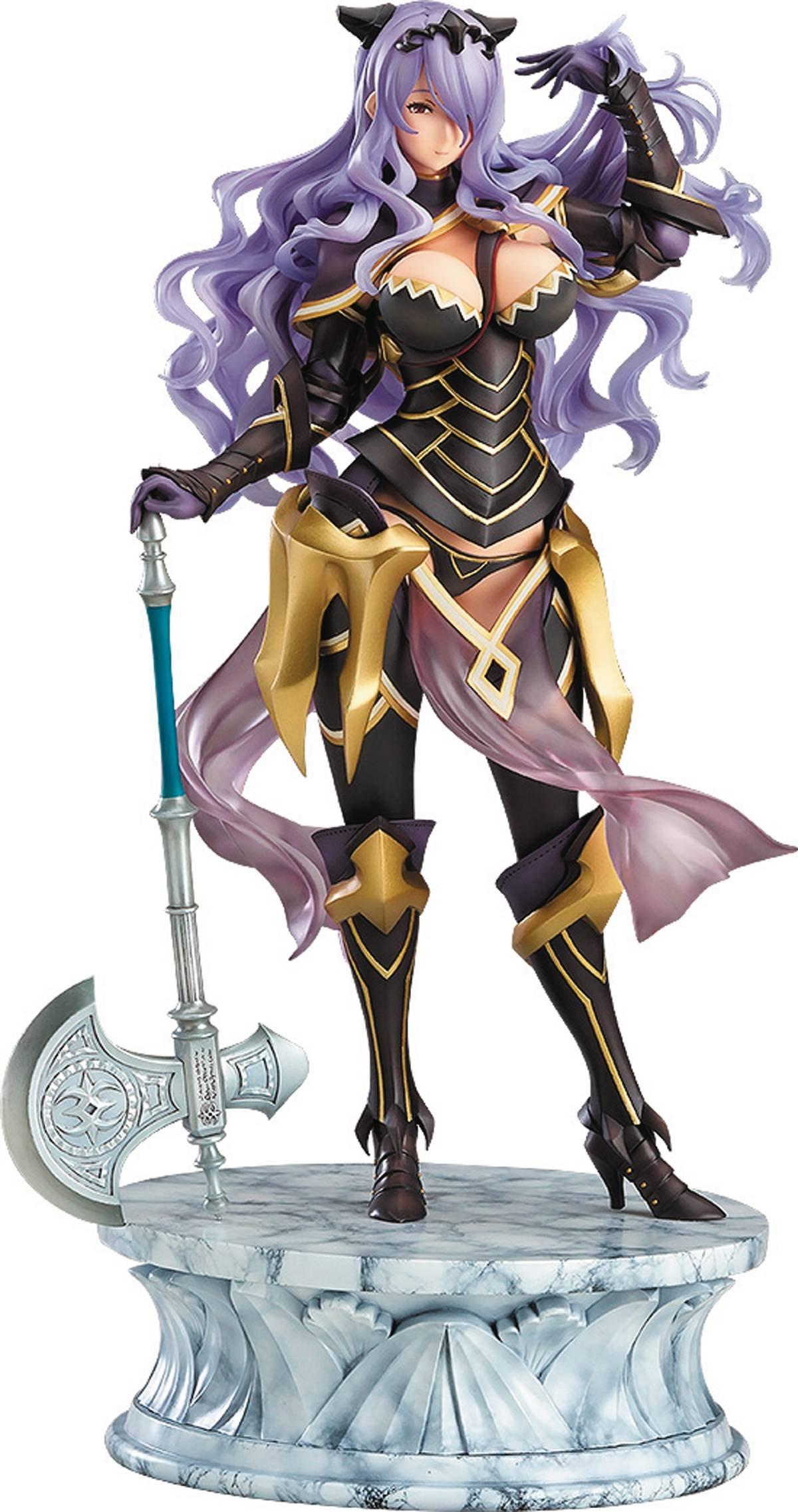 Fire Emblem Fates Camilla 1:7 Scale Figure