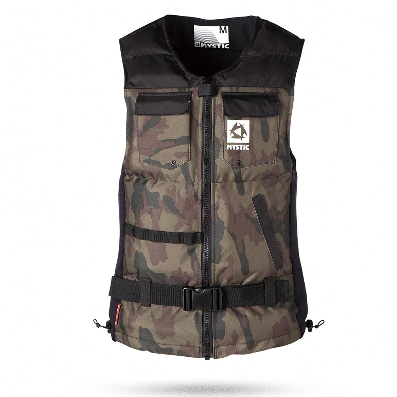 National Safety Apparel V00TD2ZLG FR UltraSoft Hi-Vis Standard Vest, Large, Fluorescent Yellow by National Safety Apparel Inc B00ZC8W9CM