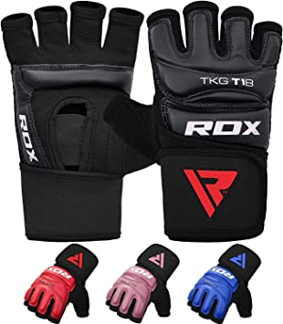 WTF Gloves Fighting Taekwondo Sparring TKD Grappling Boxing Training UFC MMA