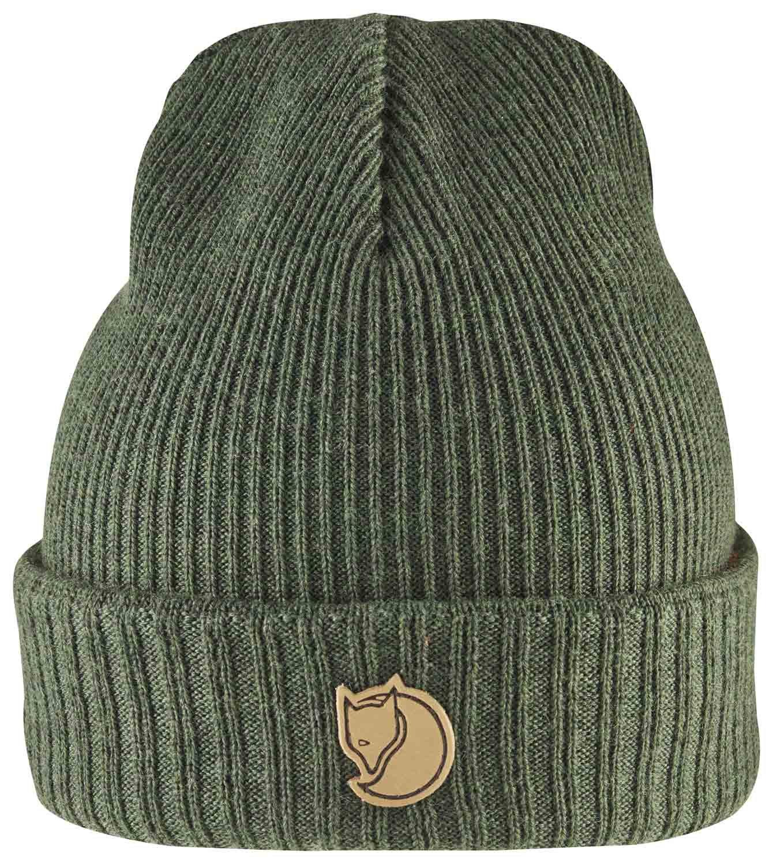 a3cbfda967f216 Fjällräven Sörm Land Revers Beanie - Reversible Knit Soft Merino Wool  Blend, dark olive green: Amazon.co.uk: Sports & Outdoors