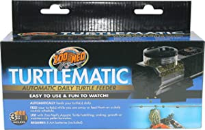 ZOO MED LABORATORIES INC Turtlematic Automatic Daily Turtle Feeder