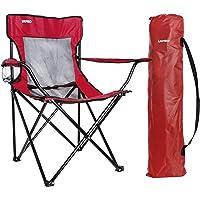 Camping Tidyard pcs Pliable de Chaises Pliante Chaise 2 80OkPnw