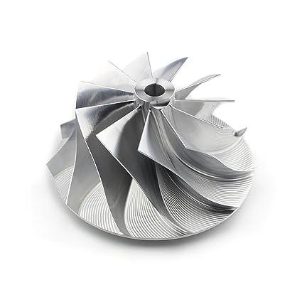 Amazoncom Supercell Billet Compressor Wheel For 01 04 Duramax Lb7