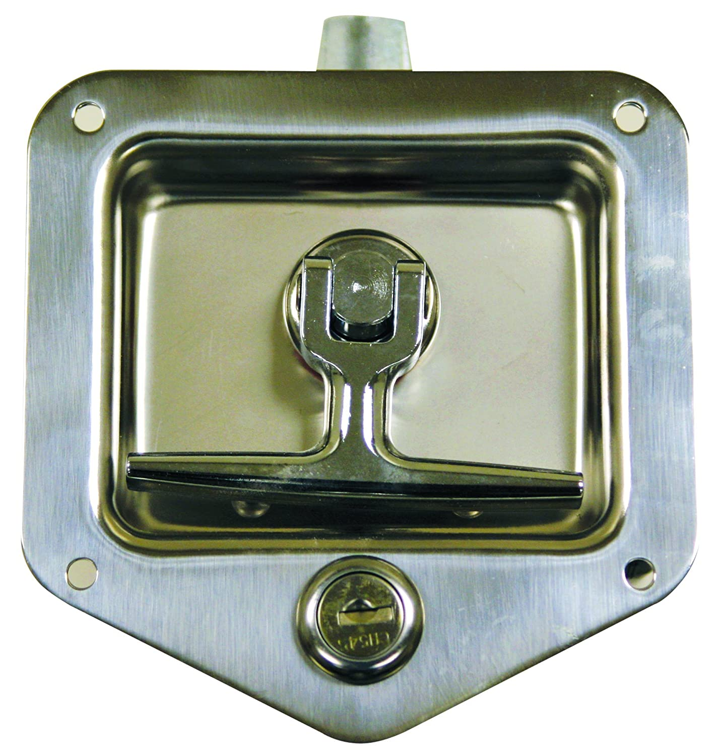 Buyers Products L8835 T-Handle Latch Latch,T-Handle,Ss,Triple Point