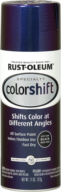 Rust-Oleum Galaxy Blue Specialty Spray Color Shift