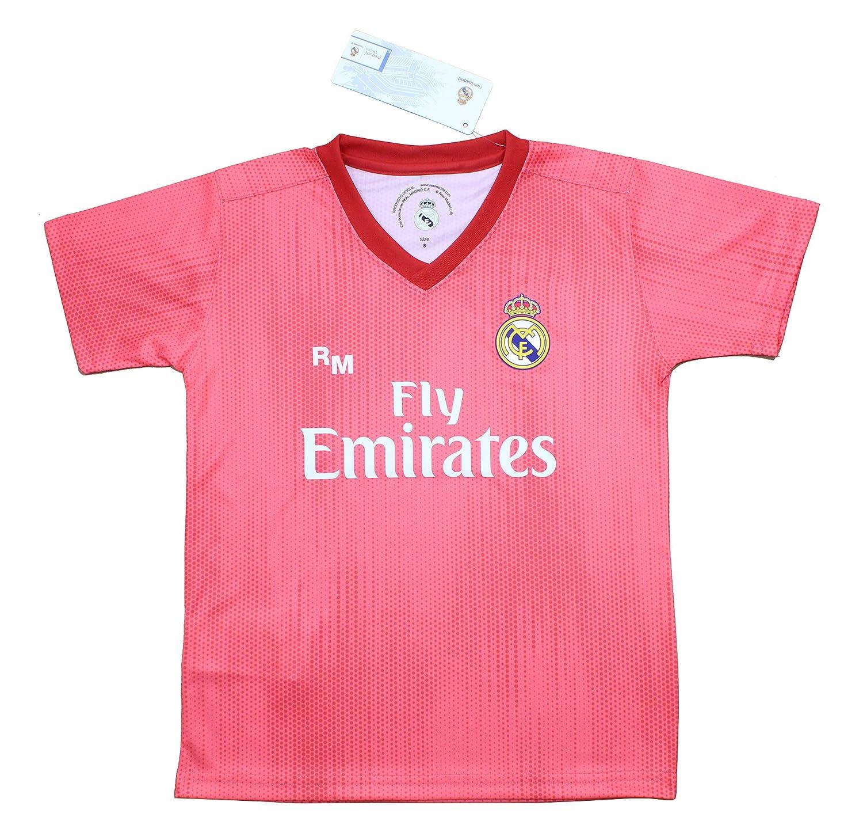 Real Madrid Bambini Kit Ufficiale Replica Licensed Terza Squadra Stagione 2018-19