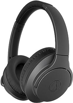 Audio-Technica QuietPoint Over-Ear Wireless Headphones