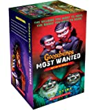Goosebumps Most Wanted (10 Books)
