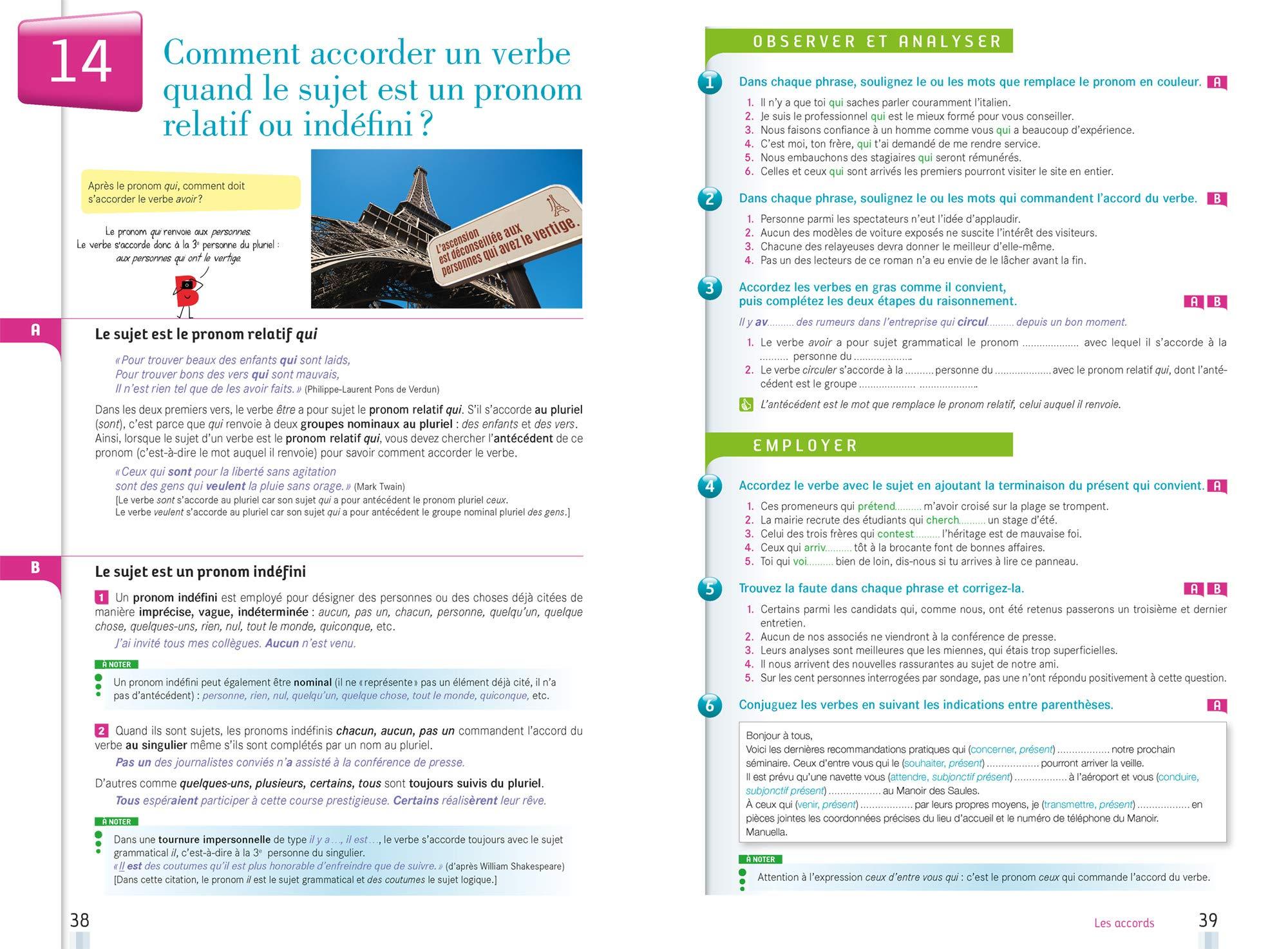 Maîtriser lorthographe française: un ouvrage dentraînement Bescherelle Bescherelle références: Amazon.es: Sandrine Girard, Olivier Chartrain: Libros en ...