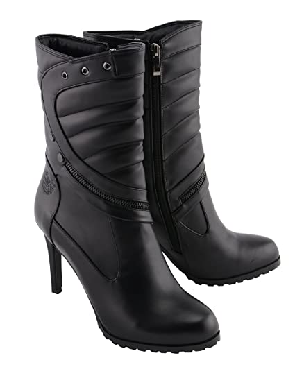 062c17f23cc2 Image Unavailable. Image not available for. Color  Milwaukee Performance Women s  High Heel Boot ...