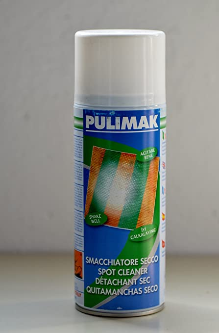 Pulimak - Quitamanchas de spray a seco, 400 ml
