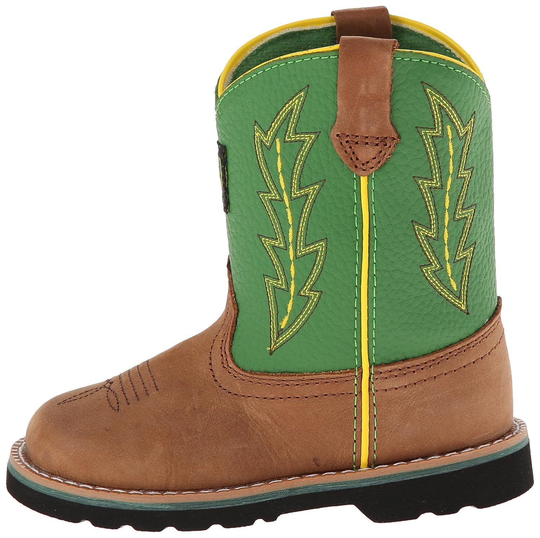 John Deere 1186 Western Boot Toddler