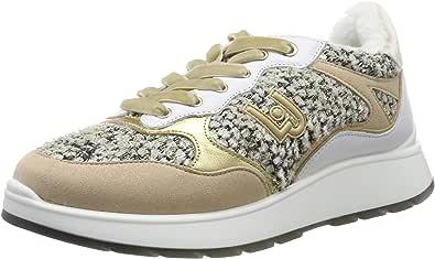 Liu Jo Asia 06 Sneaker White, Zapatillas Mujer